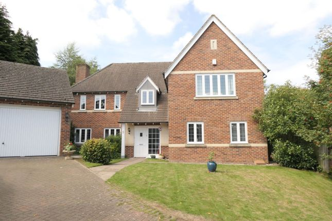 Thumbnail Detached house for sale in Ashtree Park, Horsehay