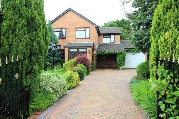Thumbnail Property for sale in Lancaster Avenue, Leyland