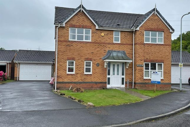 4 bed detached house to rent in Golwg Y Waun, Birchgrove, Swansea SA7