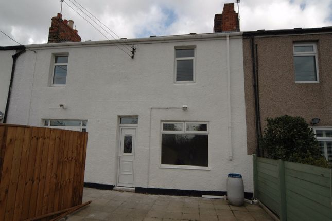 Thumbnail Terraced house to rent in Pit Row, Silksworth, Sunderland, Tyne & Wear