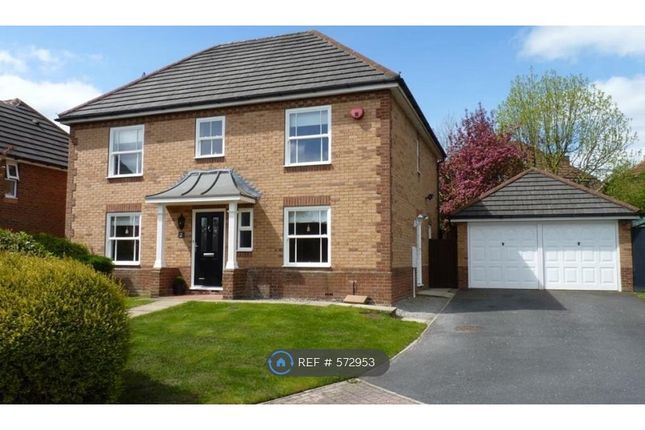 Thumbnail Detached house to rent in Old Chapel Close, Harrogate