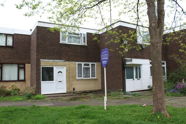 Thumbnail Terraced house for sale in Chaucer Road, Farnborough
