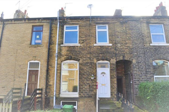 Thumbnail Terraced house to rent in Ravensknowle Road, Huddersfield