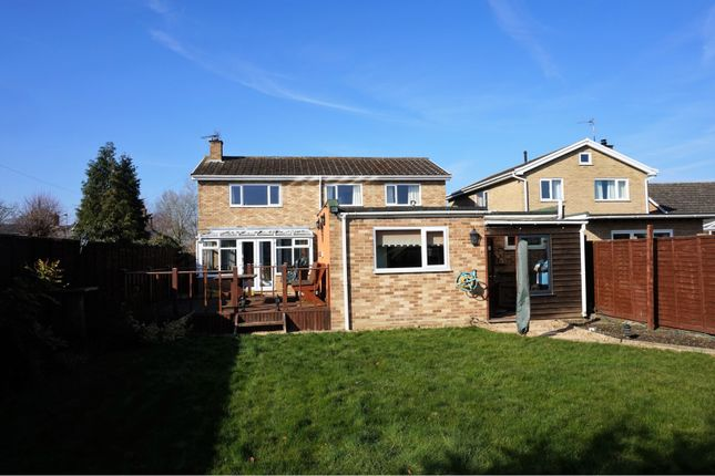 Thumbnail Detached house for sale in Station Road, Willingham