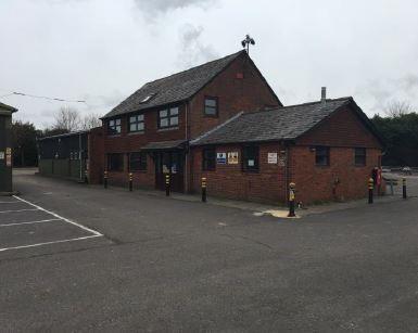 Thumbnail Warehouse to let in Old Grange Farm, Grange Road, Southampton, Hampshire