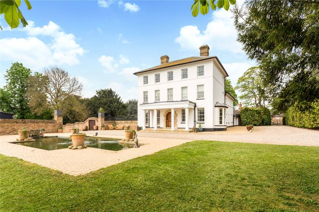 Thumbnail Detached house for sale in Cranham Hall, The Chase, Upminster, Essex