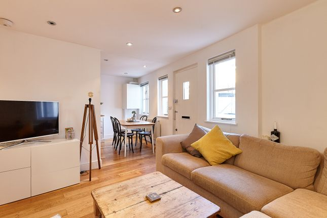Thumbnail Terraced house for sale in Coach Yard Mews, London