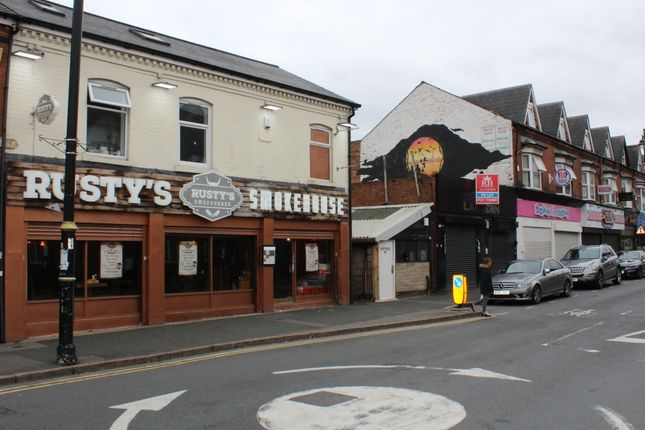 Thumbnail Restaurant/cafe to let in Ladypool Road, Balsall Heath