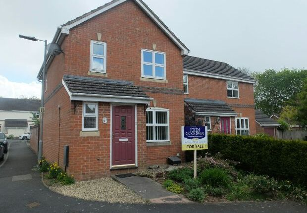 Thumbnail Semi-detached house for sale in 24 Bronte Drive, Ledbury, Herefordshire