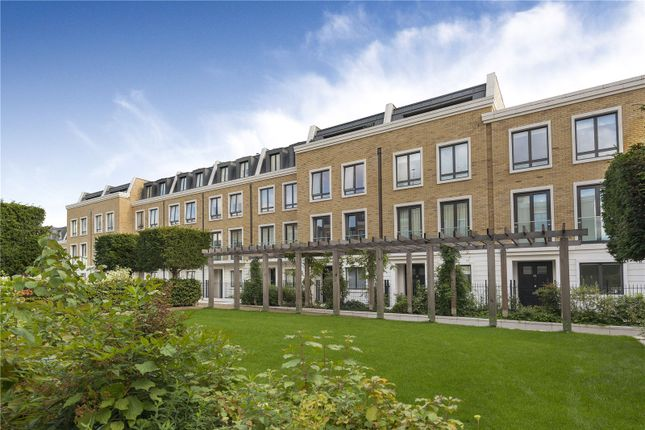 Thumbnail Semi-detached house for sale in Rainsborough Square, Fulham, London