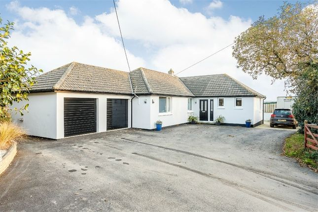 Detached bungalow for sale in Ruan High Lanes, Ruan High Lanes, Truro, Cornwall