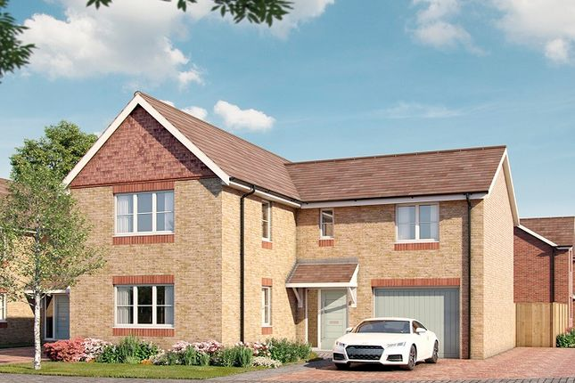 """Thumbnail Property for sale in """"The Vitali Detached"""" at Reading Road, Burghfield Common, Reading"""
