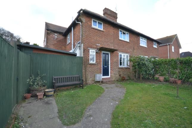 Thumbnail Semi-detached house for sale in Great Footway, Langton Green, Tunbridge Wells, Kent