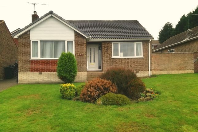 Thumbnail Detached bungalow for sale in Oulton Rise, Mexborough