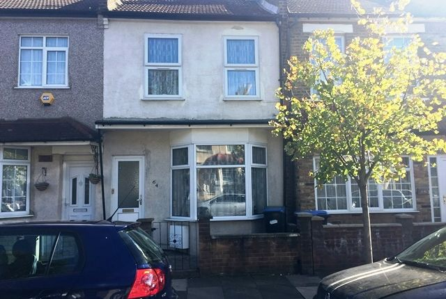 Thumbnail Terraced house for sale in Wakefield Street, Edmonton