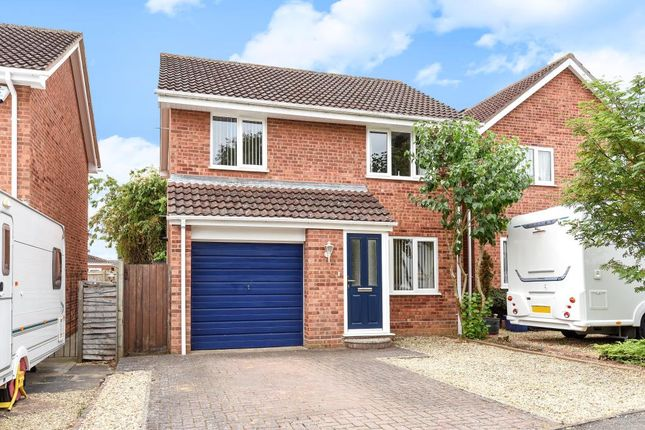 Thumbnail Detached house to rent in Glory Farm, Bicester