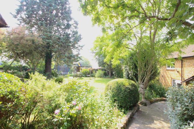 Gardens And Path To Front Of Property