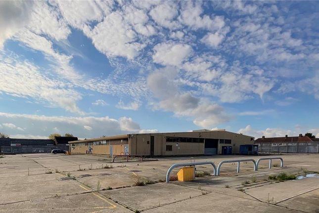 Thumbnail Warehouse to let in Former BT Depot, Wantz Road, Dagenham, Greater London