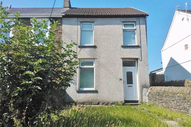 Thumbnail Terraced house to rent in Shingrig Road, Nelson, Treharris