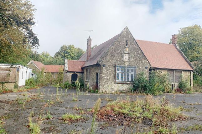Thumbnail Commercial property for sale in The Former Harrietsham School, Ashford Road, Harrietsham, Maidstone, Kent