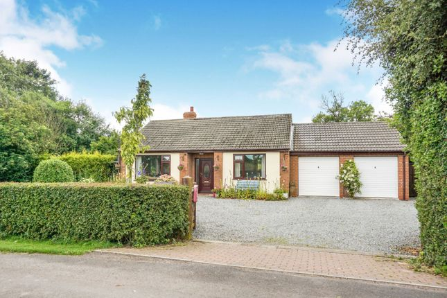 Thumbnail Detached bungalow for sale in Canal Side West, Brough