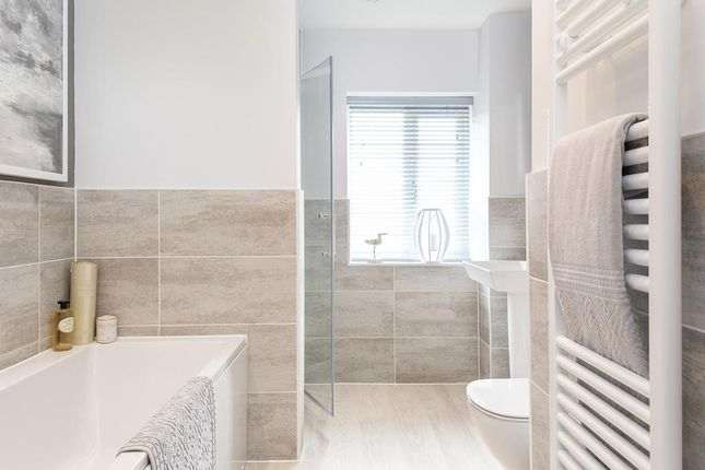 "Bathroom of ""Holden"" at ""Holden"" At Ellerbeck Avenue, Nunthorpe, Middlesbrough TS7"