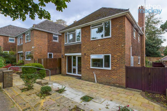 Thumbnail Property to rent in Varndean Drive, Brighton, East Sussex