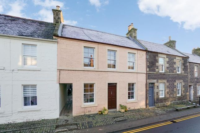 3 bed terraced house for sale in High Street, Newburgh, Cupar KY14
