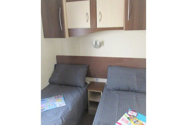 Twin Bedroom of Eastchurch Holiday Camp, Fourth Avenue, Eastchurch, Sheerness ME12