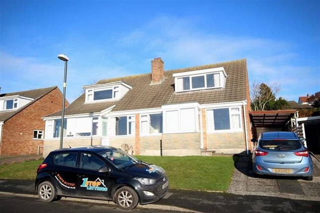 Thumbnail Property to rent in Rhoshendre, Waunfawr, Aberystwyth