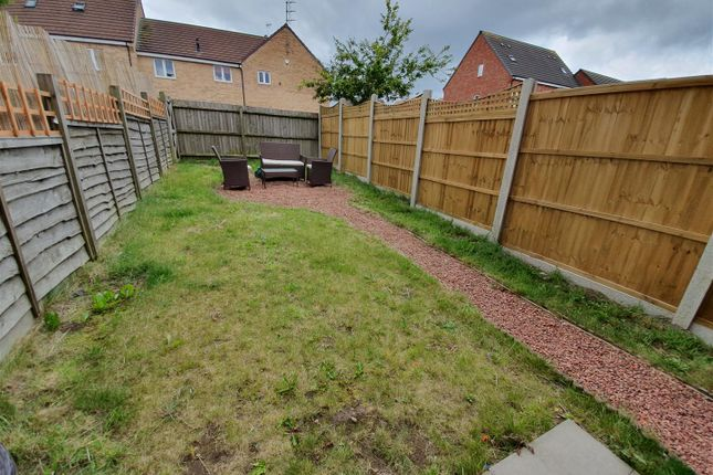 Externally of Glamis Close, Sutton-In-Ashfield NG17