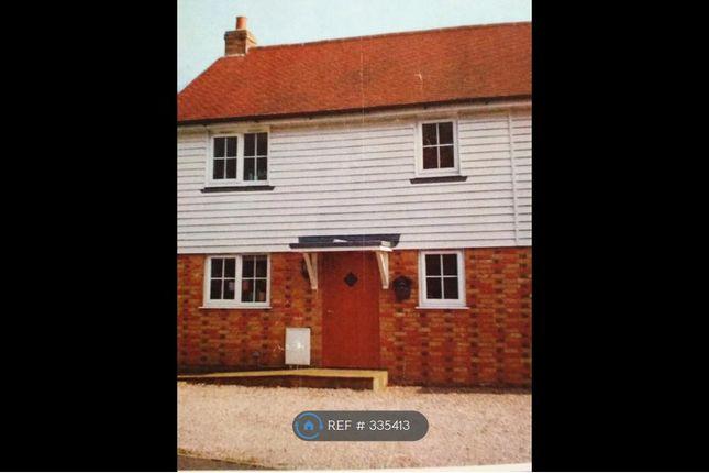 Thumbnail Semi-detached house to rent in Pleydells, Catsfield, Battle