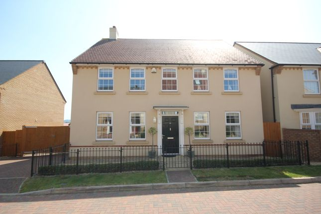 Thumbnail Detached house for sale in Frobisher Road, Yeovil
