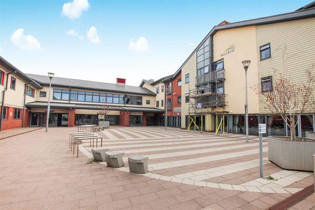 Thumbnail Flat for sale in Lymebrook Way, Newcastle, Staffs