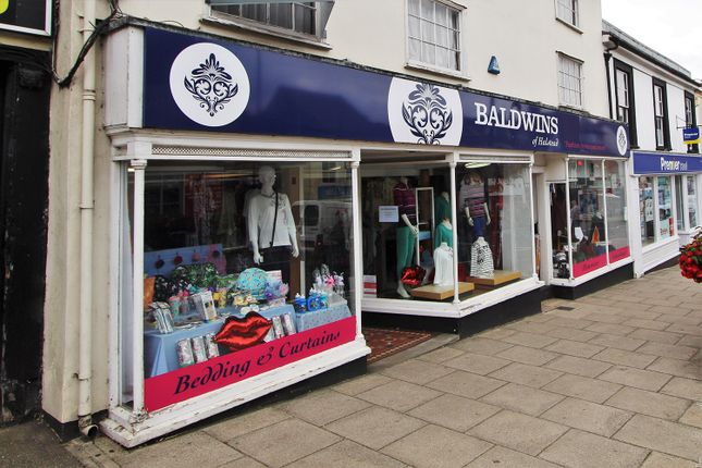 Thumbnail Retail premises to let in High Street, Halstead