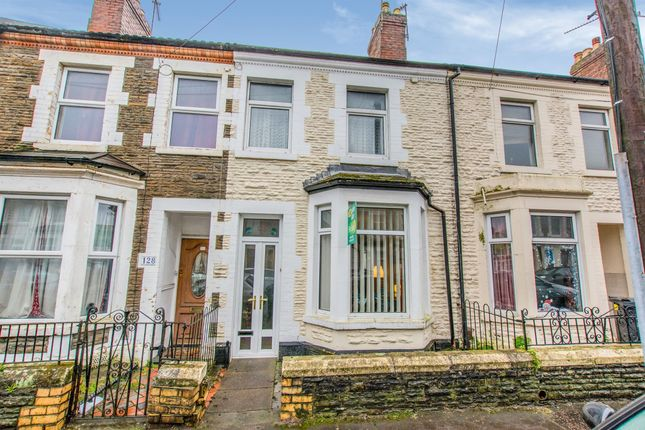 3 bed terraced house for sale in Glenroy Street, Roath, Cardiff CF24