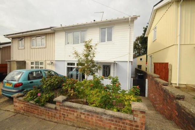 Thumbnail Semi-detached house to rent in Malbrook Road, Norwich
