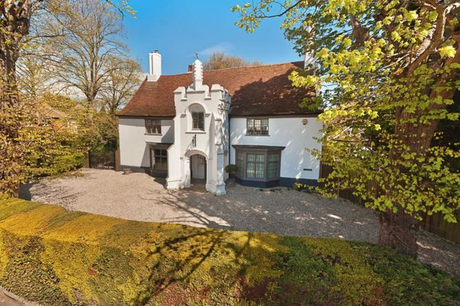 Thumbnail Detached house for sale in Abbey Street, Thorpe-Le-Soken