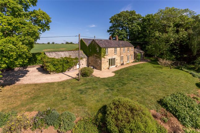 Thumbnail Detached house for sale in Upper Campsfield Road, Woodstock, Oxfordshire
