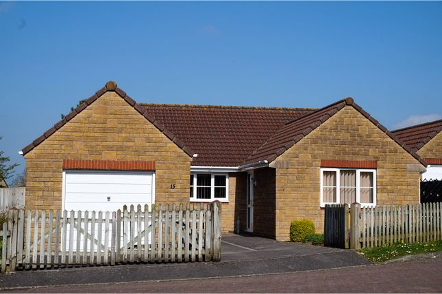 Thumbnail Detached bungalow for sale in Clothier Meadow, Castle Cary