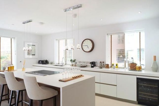 Thumbnail Town house for sale in Off Long Road, Trumpington, Cambridge