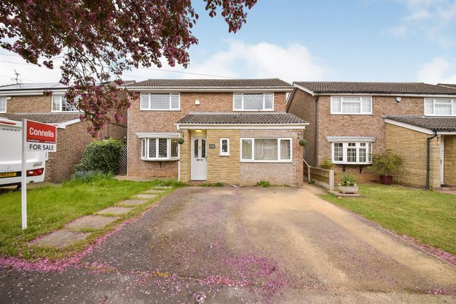 Thumbnail Detached house for sale in Wong Gardens, Barrowby, Grantham