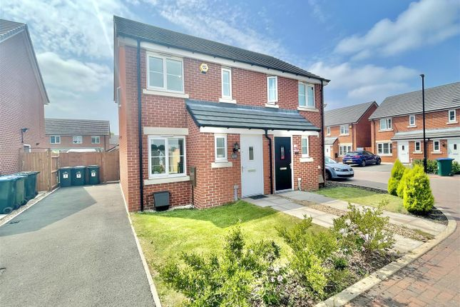 Thumbnail Semi-detached house for sale in Ivens Grove, Coventry
