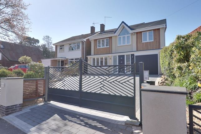 4 bed detached house for sale in Cannock Road, Penkridge, Stafford ST19