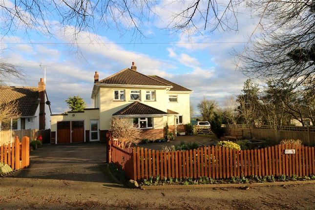 Thumbnail Detached house for sale in Grange Court Lane, Huntley, Gloucester