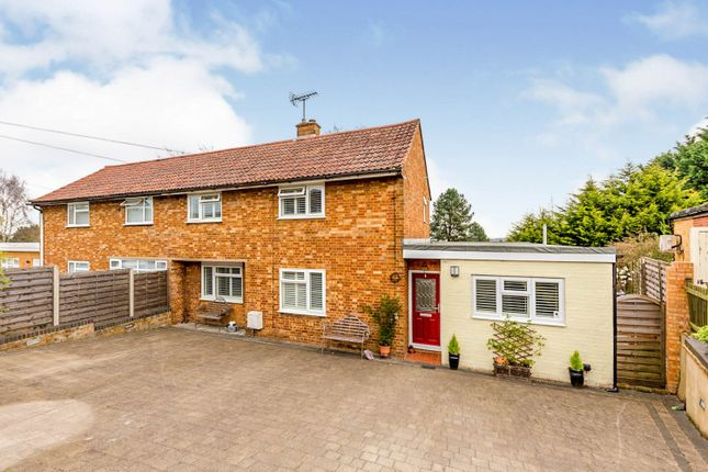 4 bed semi-detached house for sale in East View, Essendon, Hatfield AL9