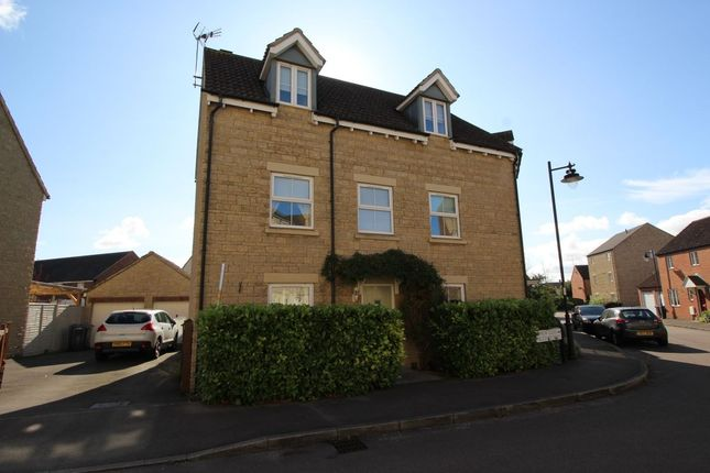 Thumbnail Semi-detached house to rent in Buzzard Road, Calne