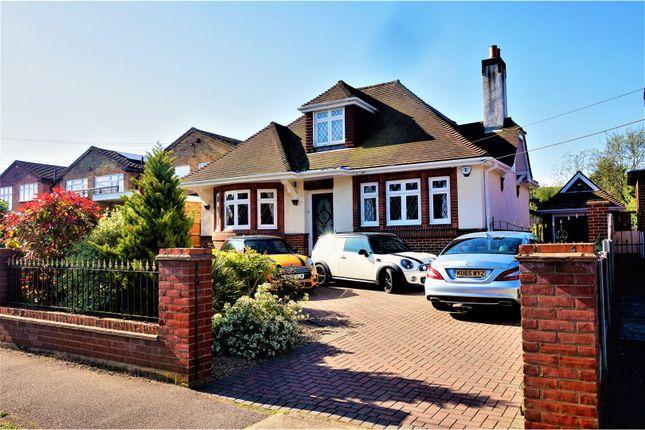 Thumbnail Detached house for sale in Beresford Gardens, Benfleet