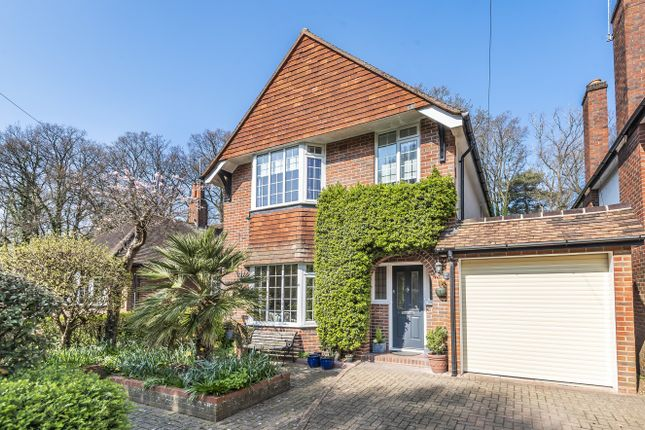 Thumbnail Detached house for sale in Common Close, Horsell, Woking