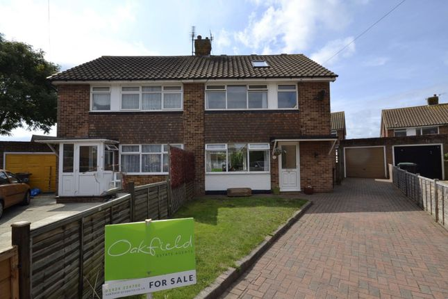 Thumbnail Property for sale in Angela Close, Bexhill On Sea